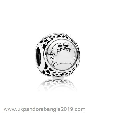 Authentic Pandora Pandora Birthday Charms Cancer Star Sign Charm