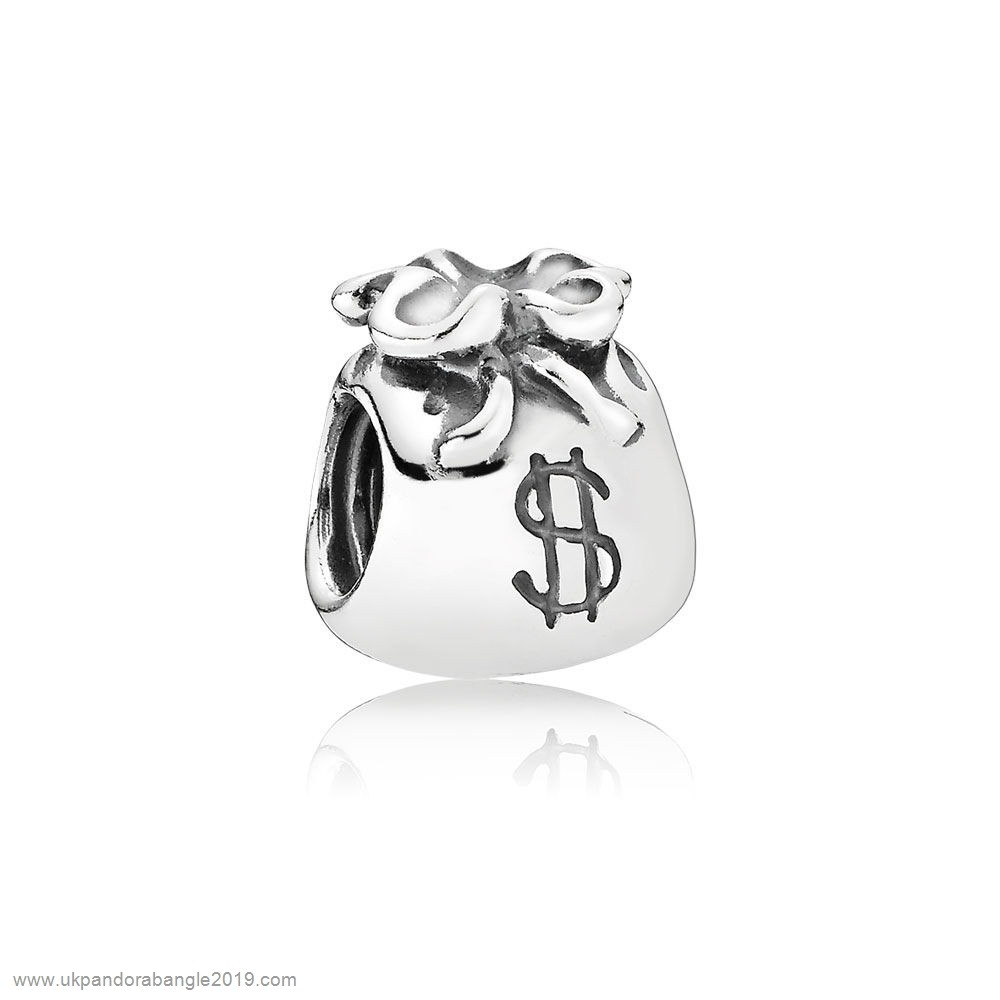 Authentic Pandora Pandora Passions Charms Career Aspirations Money Bags Charm