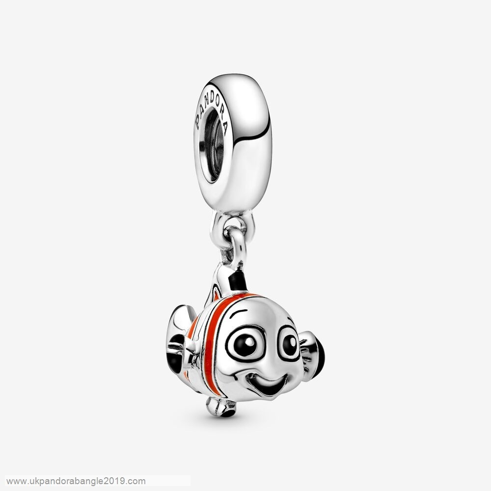 Authentic Pandora Disney Finding Nemo Dangle Charm